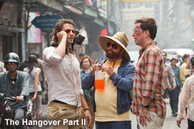 the stereotypical portrayal of black characters in the hangover a comedy film by todd phillips The nihilism of american comedy: todd phillips' the hangover trilogy  in the first hangover, the characters go on their destructive rampage throughout their .