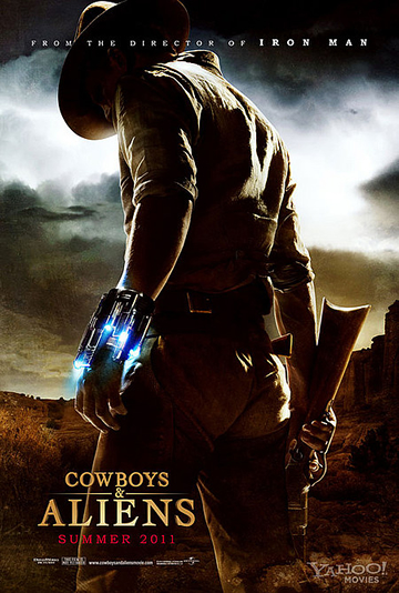 Cowboys & Aliens [REVIEW] | Behind the Proscenium