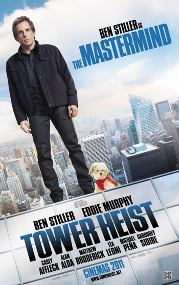 Tower Heist [REVIEW] | Behind the Proscenium