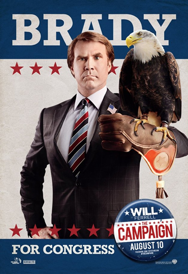 Billy Cain Ford >> The Campaign [REVIEW] | Behind the Proscenium