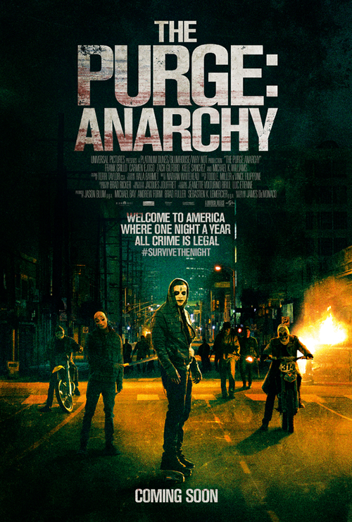 Manka Bros., Khan Manka, Behind The Proscenium, Kimmo On Kino, Kimmo Mustonenen, Kyrle Lendhoffer, The Purge Anarchy, James DeMonaco, Frank Grillo, Carmen Ejogo, Zach Gilford, Kiele Sanchez, Zoe Soul, Justina Machado, John Beasley, Jack Conley, Noel Gugliemi, Castulo Guerra, Michael W Williams, Edwin Hodge, Keith Stanfield, Roberta Valderrama, Niko Nicotera, Bel Hernandez, Lily Knight, Jasper Cole, Brandon Keener, Amy Price-Francis, Vick Sabitjian, Matt Lasky, Wiley B Oscar, Nicholas Gonzalez, Chad Morgan, Judith McConnell, Adrian Sparks, Rick Chambers, Amy Paffrath, Dale Dye, Carla Jimenez, Brad Drake, Rowan Alexander, Roger Schueller, Michael Thurman, Branton Box, Brennan Feonix, Christina Alexandria, DA Allen, Arturo Anderson, Alina Andrei, Tammie Baird, Thomas R Baker, Will C, Nathan Clarkson, Billynaire Cruz, Beach Eastwood, Jeremy Fitzgerald, Chris Gann, David A Garcia, Mustafa Haidari, Emmmanuel Howell, Matthew William Jones, Julio Leal, Orion McCabe, Evin Michaels, Teebone Mitchell, Kellen Moriarty, Essam Morsi, Shannon Mosley, Terry Myers, Joe Ochman, Jonny Ortiz, Tyler Osterkamp, Cortney Palm, Mike Jerome Putnam, Sam Sheikhan, Eric Watson, Eric Womack, Michael Bay, Jason Blum, Jeanette Brill, Phillip Dawe, Andrew Form, Bradley Fuller, Sebastien Lemercier, Nathan Whitehead, Jacques Jouffret, Vince Filippone, Todd E Miller, Terri Taylor, Brad Ricker, Missy Parker, Hala Bahmet, Trish Almeida, Roxxi Dott, Glen Alen Gutierrez, Brian Kinney, Trefor Proud, Lotus Seki, Vasilios Tanis, Molly Tissavary, Levi Vierira, Don J Hug, Steven Kaminsky, Deon Boyce, Dennis Burrell, Mike Gunther, Jason Inman, Vincent Lascournes, Christophe Le Chanu, Lynne Martin, Hank Amos, Ally Conover, Sarah Domeier, Carla Lewis, Nicholas Mudd, Christy Conyers, Siggy Ferstl, Vinka Jurisic, Joe Ken, Dave Lee, Niccole Osborn, Herbert Dwight Raymond IV, Jim Schulte, Ian Sullivan, Peter Bateman, Colleen M Lutz, Erik Lutz, Satoshi Mark Noguchi, Nevin Seus, Joey Freitas, Vicky Sousa, David Allsberry, Nicole Baker, Teri J Barber, Michael Belmonte, Colin Blankenship, Taylor Boyd, Dan Eccles, Drew Grant, Samantha Hatch, Richard Kroll, Ket Lamb, Julio Leal, Brendan Lee, Anthony Leiser, Holly McGreevy, Jan McWilliams, Ralph B Meyer, Frederic NOrth, Sophia Odegaard, Patrick E Padilla, JT Panzarella, Chelsea Peters, Rick Peters, Richard Pena, Mark Anthony Rojas, Matthew Ryckman, David Thrall, Kelley Vallette, James P Warren, Spencer R Williams, Larry Zanoff, Thomas R Baker