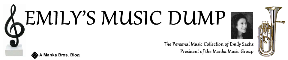 Emily's Music Dump
