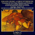 Manka Bros., Khan Manka, Emily Sachs, Manka Music Group, Emily's Music Dump, Johann Georg Albrechtsberger, Concerto for Jew's Harp, Orfeo, Munich Chamber Orchestra, Hans Stadlmair, Fritz Mayr, Dieter Kirsch, Jew's Harp, Mandora, Wolfgang Schreiner, Beethoven, Joseph II, Kunert, Koch, Eulenstein, Jean Paul, Justinus Kerner, Bruno Glatzl, Melk Priory, Jacques Fournier, Friedrich von Hausen