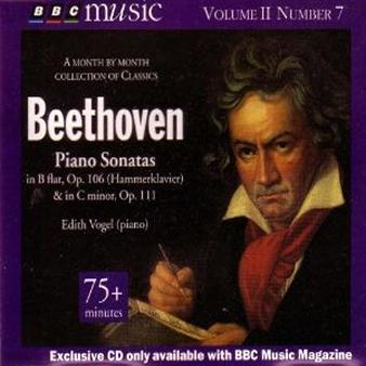 Beethoven Opus 111