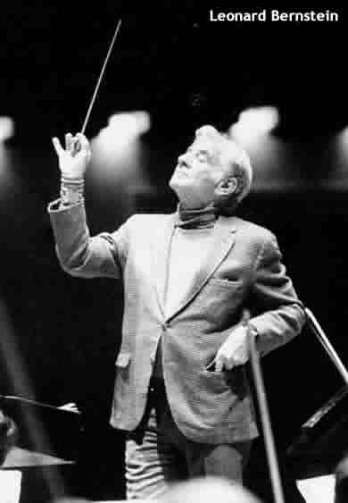 leonard bernstein conducting - photo #17