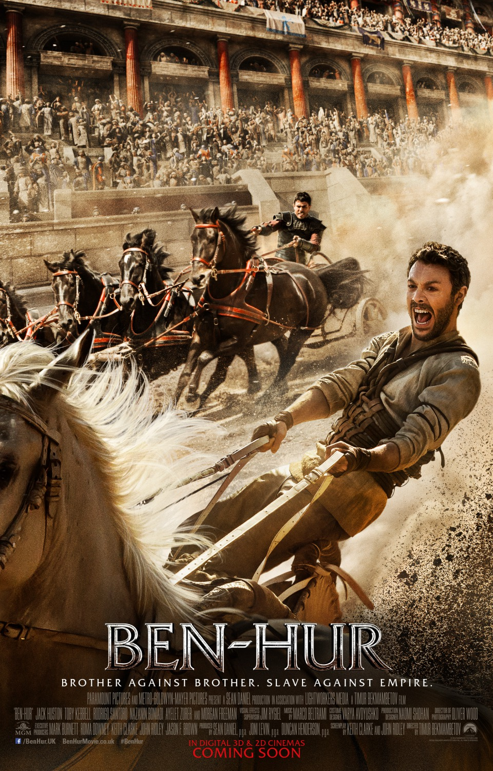 Manka Bros., Khan Manka, God's Blog, Ben-Hur, Movie Review