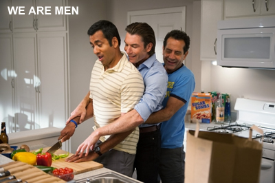 Manka Bros., Khan Manka, CBS, We Are Men, Cancelled, Jill Kennedy, OnMedea