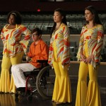 Acafellas, Amber Riley, Ari Emanuel, Ballad, Bergelmir, Bill D'Elia, Bob Dylan, Brad Falchuk, Chris Colfer, Cory Monteith, Dianna Agron, Dijon Talton, Elodie Keene, Fox, Franang's Falls, Frost Giants, Glee, Glee S1/E13, Glee Season 1 Episode 13, God of the Underworld, Goldigger, Hairography, Hulu, Ian Brennan, Jane Lynch, Jayma Mays, Jeff Weiner, Jenna Ushkowitz, Jessalyn Gilsig, Kanye West, Kevin McHale, Khan Manka, Lauren Graham, Lea Michele, Loki, Manka Bros., Mark Salling, Mash-Up, Matthew Morrison, Mattress, Naya Rivera, Niflheim, Norse God of Silence, Odin, Paris Barclay, Preggers, Ryan Murphy, Solveig, Starkad, Terry Semel, the Deer Hunters, The Rhodes Not Taken, Thor, Throwdown, Thrym, Tweet Peat, Valhalla, Vidar, Vitamin D, Wheels