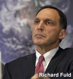 Disgraced Lehman Brothers CEO Richard Fuld Is A Friend Of Mine ...