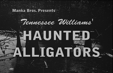 Manka Bros Theatrical - Haunted Alligators