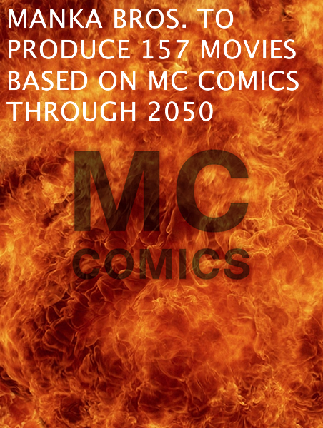 MC Comics Film Announcement