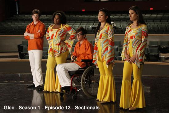 Glee Episode 13 Sectionals Jpg